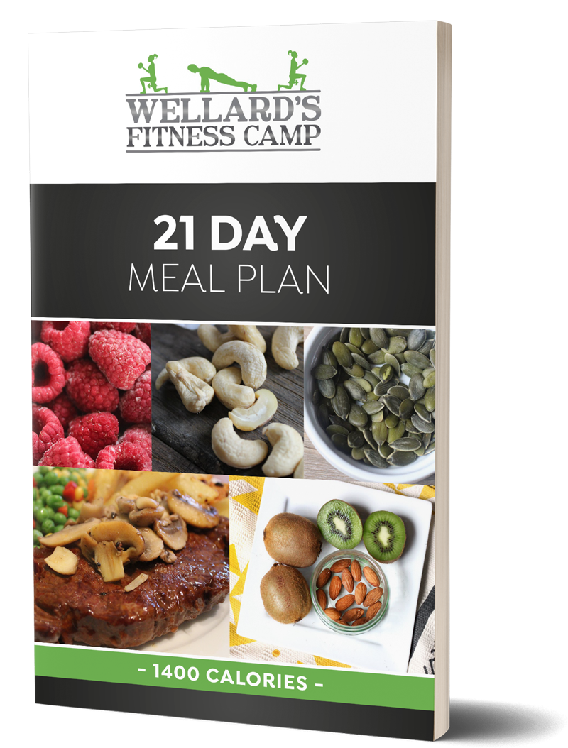 21 day meal plan ebook