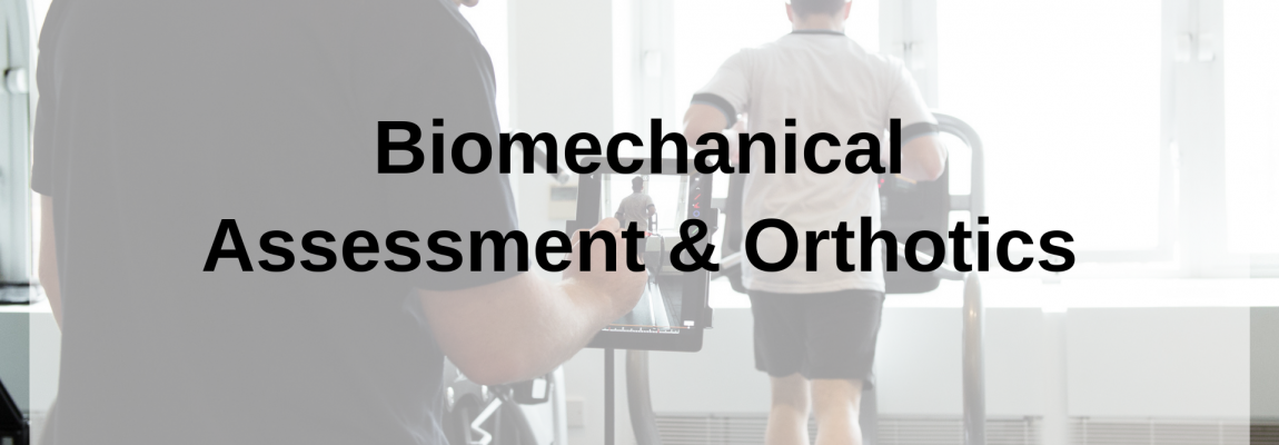 biomechanical assessment and orthotics page
